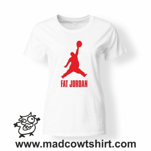 000339 fat jordan T-shirt Man Woman Child 4