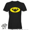 000340 muscle batman T-shirt Uomo Donna Bambino 5
