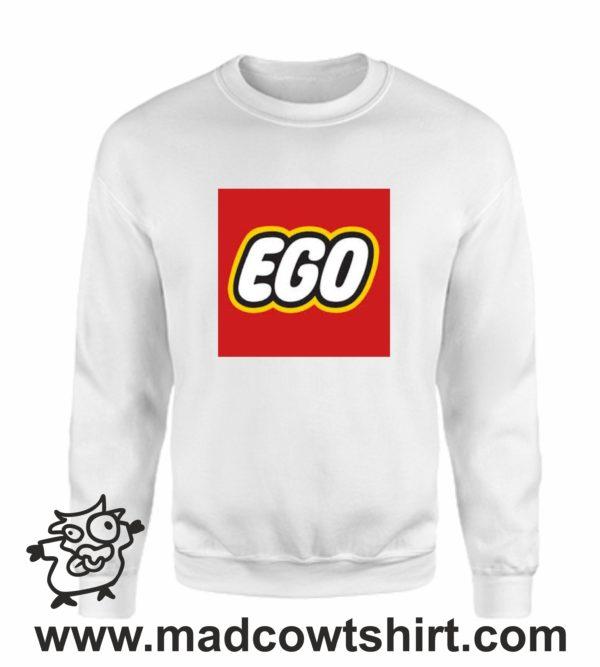 000341 ego Felpa unisex senza o con cappuccio 4