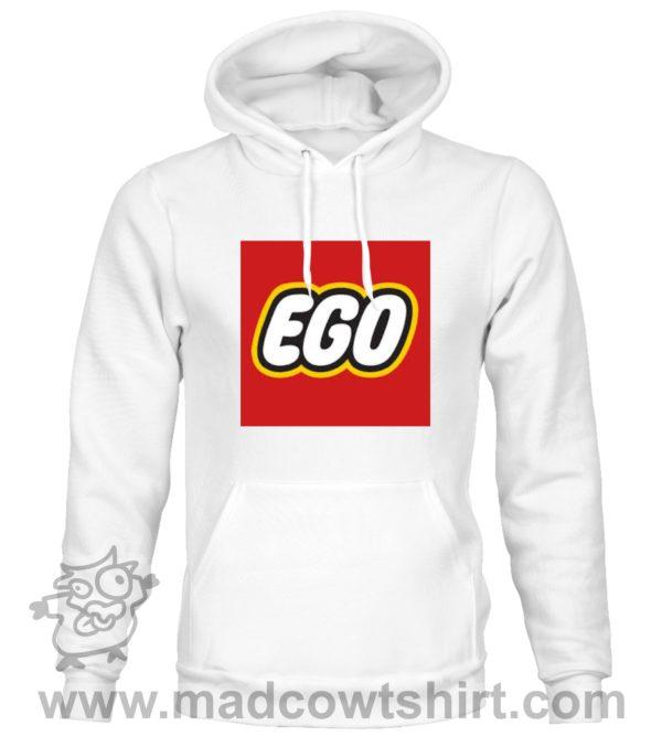 000341 ego Felpa unisex senza o con cappuccio 2