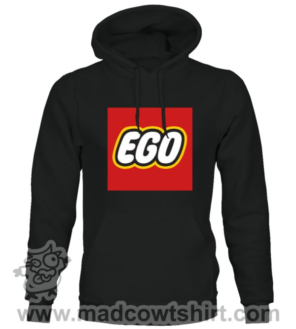 000341 ego Felpa unisex senza o con cappuccio 1