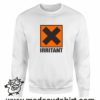 000350 irritant Unisex Sweatshirt or Hoodie 6