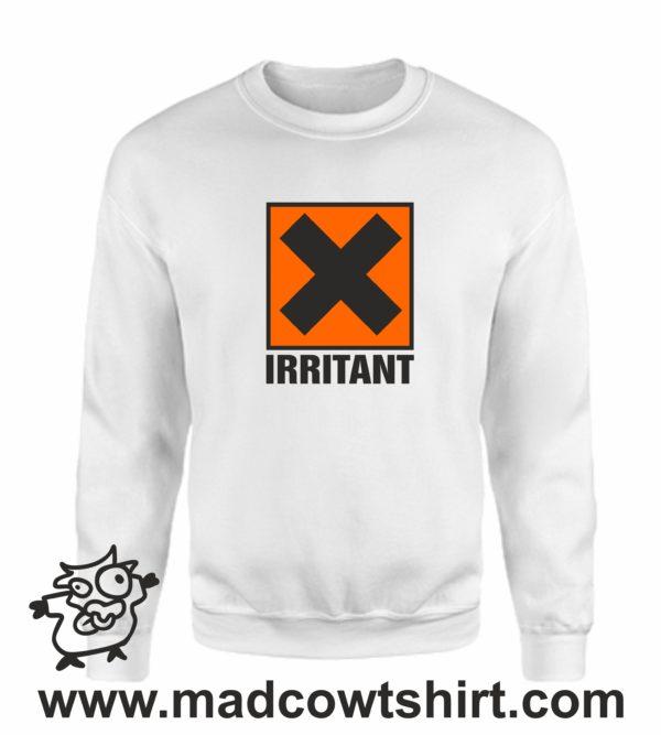 000350 irritant Unisex Sweatshirt or Hoodie 3