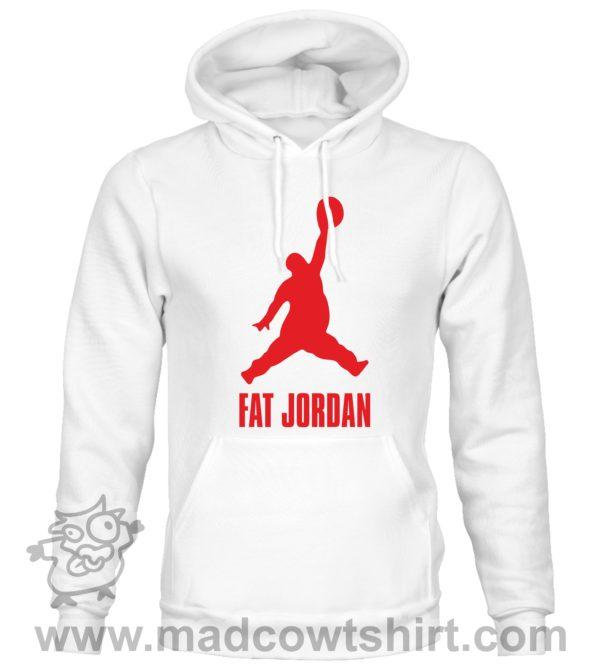 000352 fat jordan Felpa unisex senza o con cappuccio 1