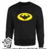 000353 muscle batman Unisex Sweatshirt or Hoodie 6