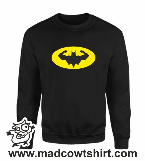 000353 muscle batman Unisex Sweatshirt or Hoodie 3