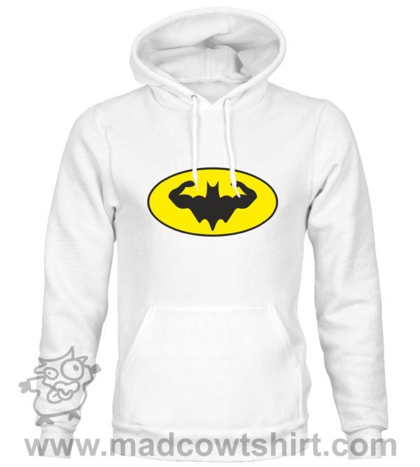 000353 muscle batman Unisex Sweatshirt or Hoodie 2