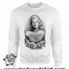 000356 gangster marilyn monroe Unisex Sweatshirt or Hoodie 6