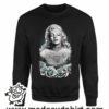 000356 gangster marilyn monroe Unisex Sweatshirt or Hoodie 7