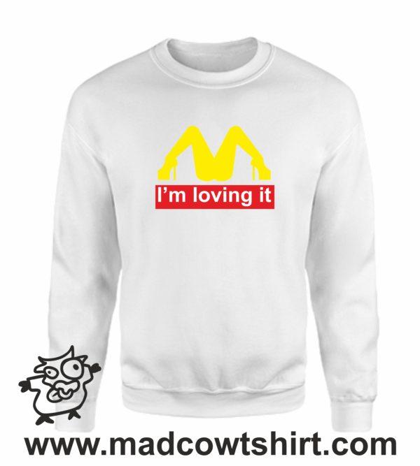 000361 im lovin it Unisex Sweatshirt or Hoodie 4