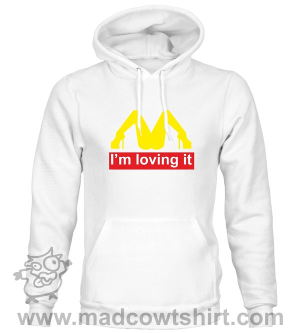 000361 im lovin it Unisex Sweatshirt or Hoodie 2