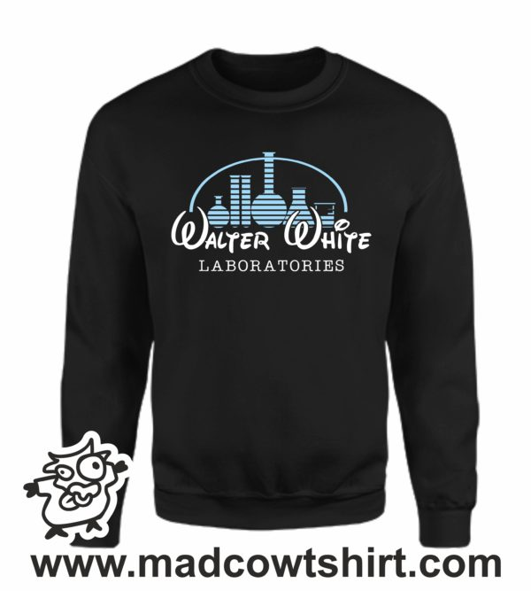 000369 walter white disney Unisex Sweatshirt or Hoodie 3