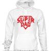 000371 super mom Felpa unisex senza o con cappuccio 9