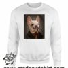 000373 funny monocle french bulldog Unisex Sweatshirt or Hoodie 7