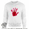 000377 blood hand Unisex Sweatshirt or Hoodie 7