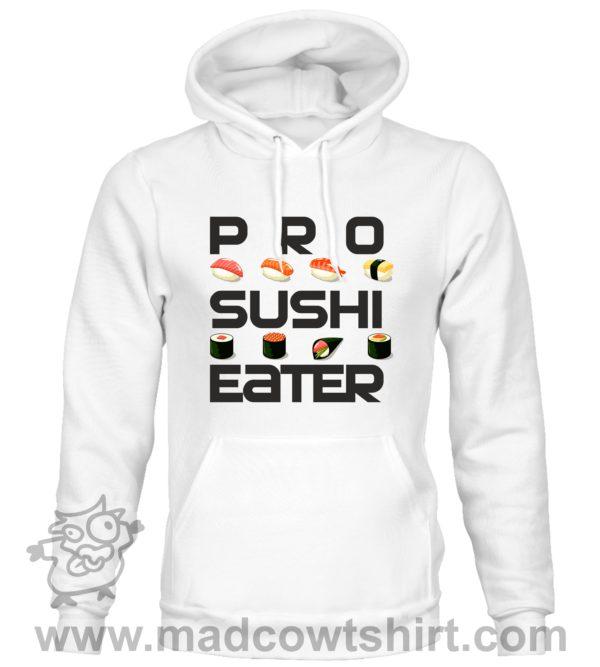 000379 pro sushi eater Unisex Sweatshirt or Hoodie 2