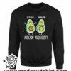 383 avocadont FELPA nera