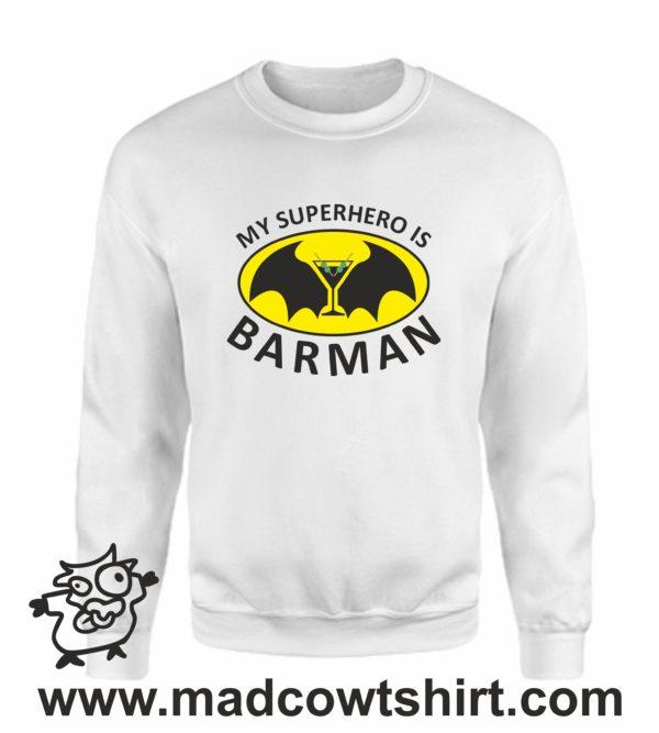 000384 barman Unisex Sweatshirt or Hoodie 3