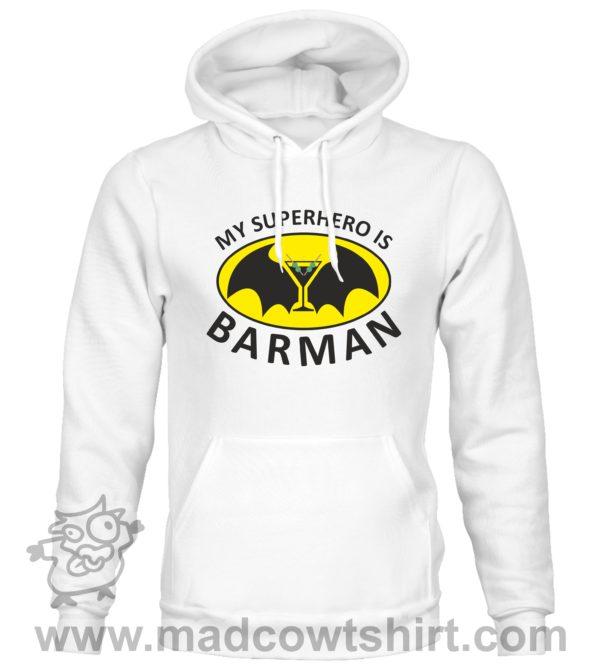 000384 barman Unisex Sweatshirt or Hoodie 1