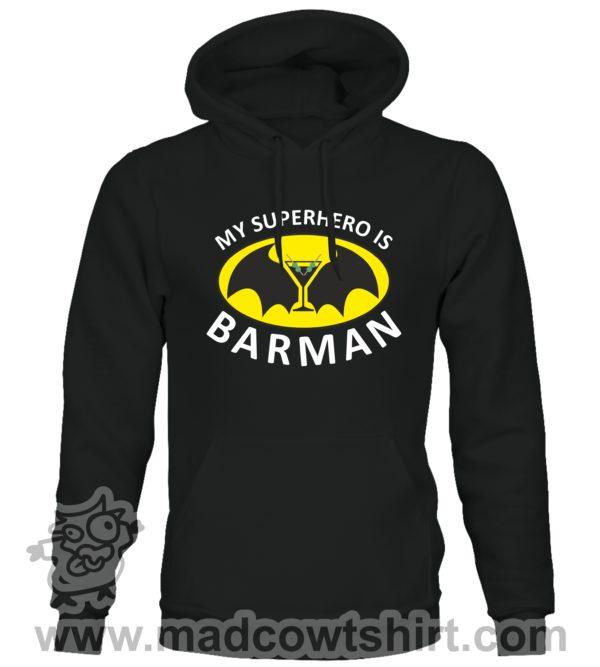 000384 barman Unisex Sweatshirt or Hoodie 2