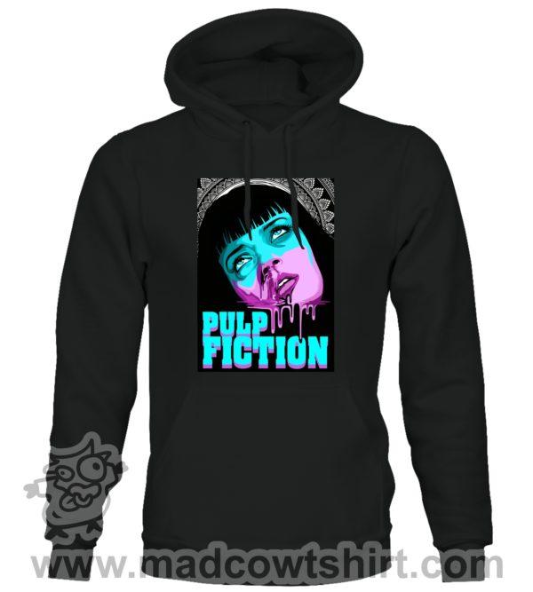 000386 pulp fiction Unisex Sweatshirt or Hoodie 2