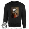 389 funny lemur paint FELPA nera