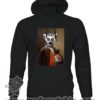000390 funny monkey paint Unisex Sweatshirt or Hoodie 7