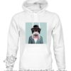 000389 funny lemur paint Unisex Sweatshirt or Hoodie 6