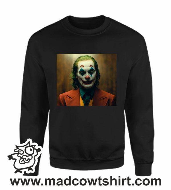 000391 joker 19 Unisex Sweatshirt or Hoodie 3