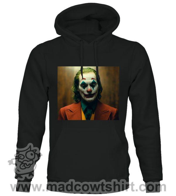 000391 joker 19 Unisex Sweatshirt or Hoodie 1