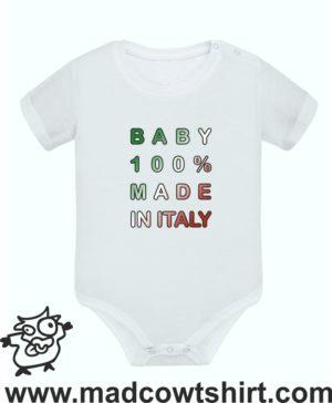 0406 made in italy body bambino