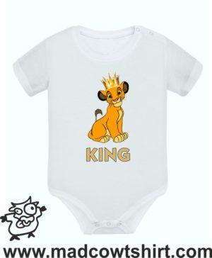 0409 simba king body bambino